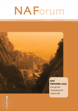NAForum 16(3) 2003