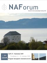 NAForum 22(3) 2009