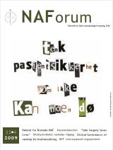 NAForum 22(4) 2009