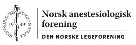 Logo: Norsk anestesiologisk forening