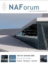 NAForum 21(3) 2008