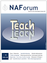 NAForum 23(4) 2010