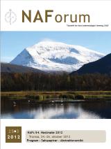 NAForum 25(3) 2012