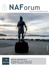 NAForum 29(3) 2016